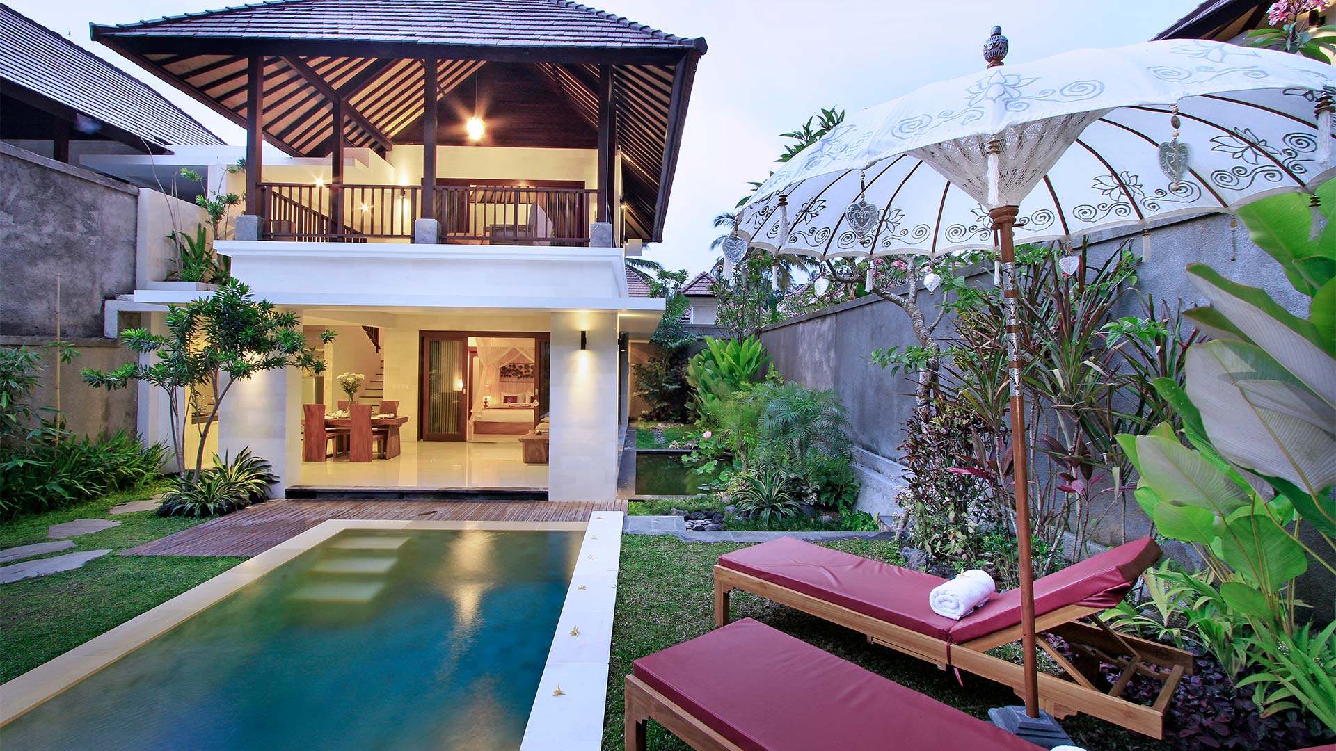 luxury villa at dedary kriyamaha ubud view 2